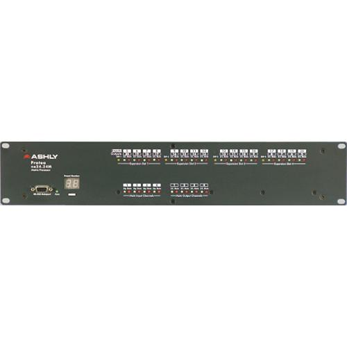 Ashly ne24.24M Logic 4-Output Expansion Module NE24.24M LOGIC