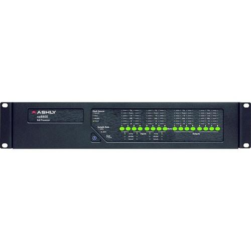 Ashly ne8800d - Digital Signal Network Processor NE8800D