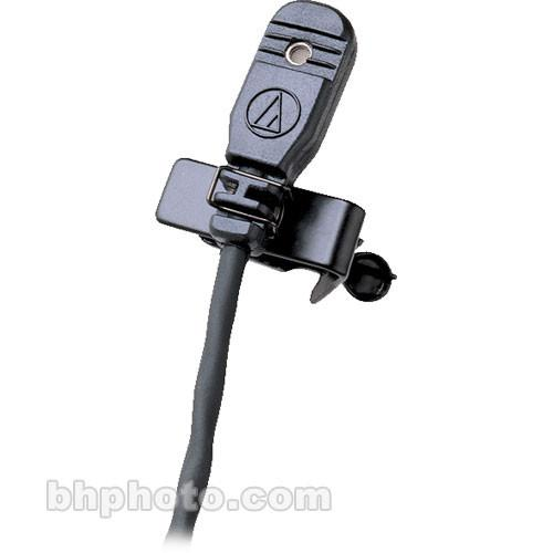 Audio-Technica MT830R - Miniature Clip-On Mic MT830R