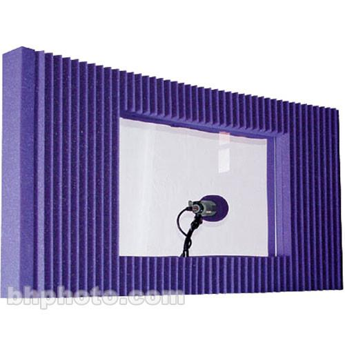 Auralex MAX-Wall Window Kit (Purple) - Single MAXWINKITPUR
