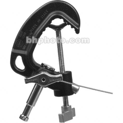 Avenger C338 Quick Action Baby Clamp with 5/8
