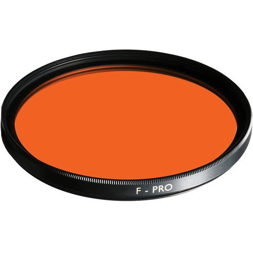 B W 55mm #16 Yellow-Orange (040) MRC Filter 66-015524
