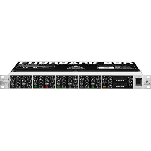 Behringer RX1602 - 16 Channel Rackmountable Line Mixer RX1602