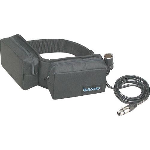 Bescor PRB-12XLRNC Starved Electrolyte Battery Belt PRB12XLRNC