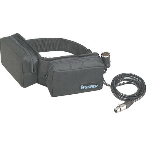 Bescor PRB-7XLR Starved Electrolyte Battery Belt PRB7XLRNC