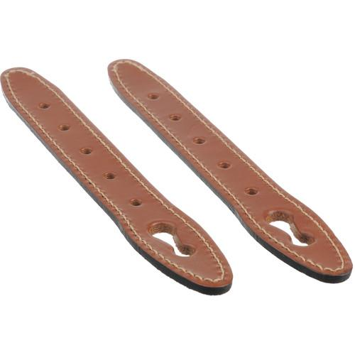 Billingham Hadley Front Straps (Set of 2, Tan) BI 528070