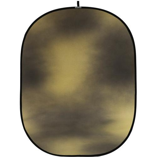 Botero #016 CollapsibleBackground (5x7') (Brown, Gold) C01657