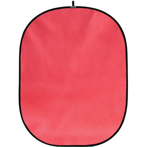 Botero #024 CollapsibleBackground (5x7') (Red/Pink) C02457