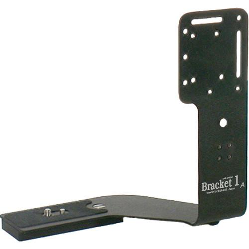 Bracket 1 On-Camera Universal Wireless Receiver Mount VISLBR1A