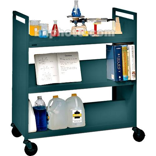 Bretford Mobile Flat Shelf Book & Utility Truck F336-PL