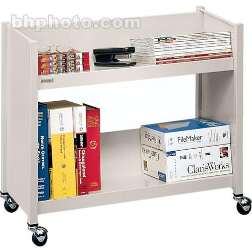 Bretford Mobile Utility Truck with 2 Slanted Shelves - R227-GM