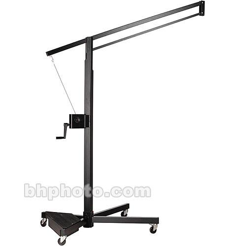 Broncolor Flamingo Wheeled Boom Stand (10.6') B-35.210.00, Broncolor, Flamingo, Wheeled, Boom, Stand, 10.6', B-35.210.00,