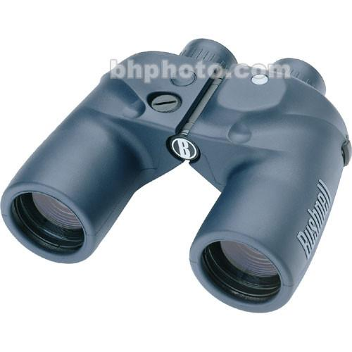 Bushnell 7x50 Marine Binocular with Analog Compass 137500