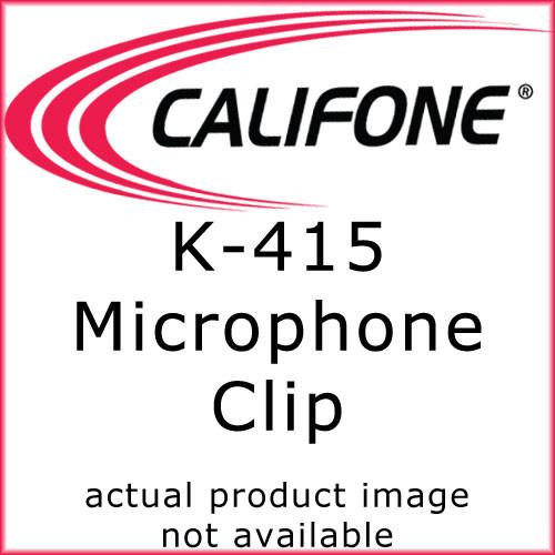 Califone K415 Microphone Clip for PADM515 Microphone K-415