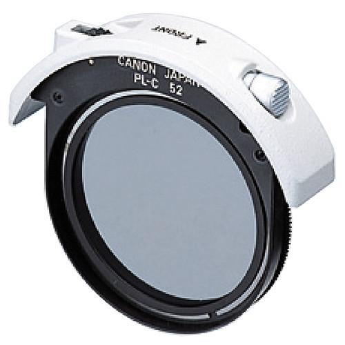 Canon 2585A001 52mm Circular Polarizing Filter 2585A001