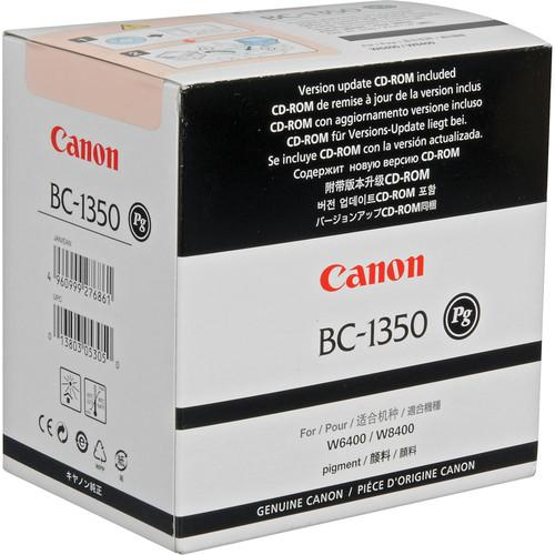 Canon BC-1350 Pigment Ink Printer Head 0586B001AB