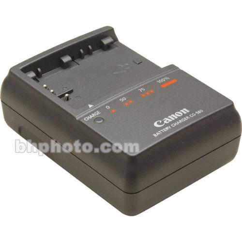 Canon  CG-580 Portable Battery Charger 9139A002