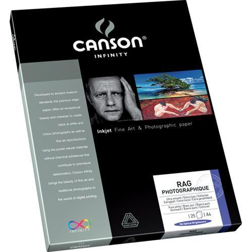 Canson Infinity Rag Photographique - 11 x 17