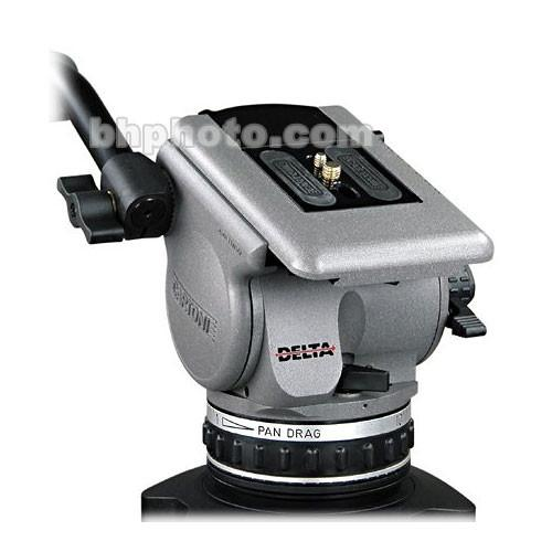 Cartoni D600 Delta Fluid Head (100mm Ball Base) D600