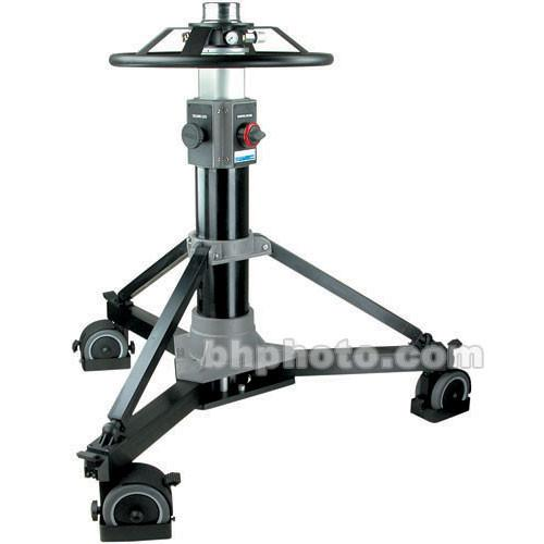 Cartoni P500PW Pedestal with Pneumatic Wheels P500-PW