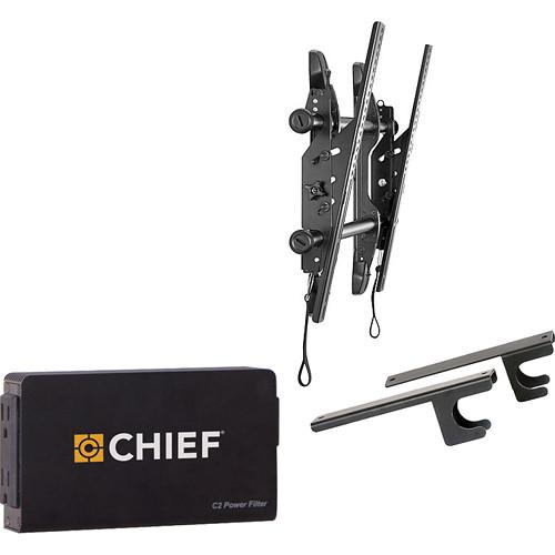 Chief Fusion Universal Micro-Adjustable Tilt Wall KITLTMPC1