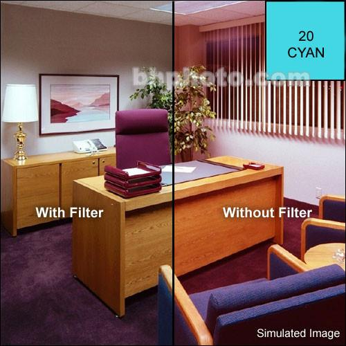 Cokin A700 Color Compensating CC05C (Cyan) Resin Filter CA700