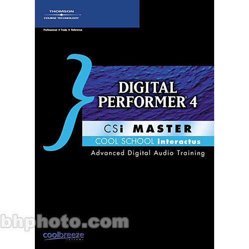 Cool Breeze CD ROM: Digital Performer 4 CSi Master 159200167X