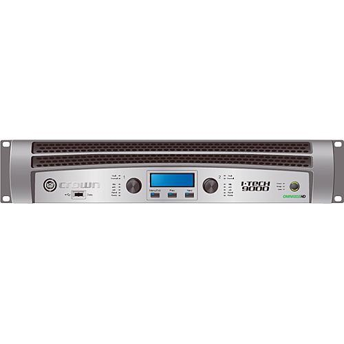 Crown Audio I-T9000HD Rackmount Stereo Power I-T9000 HD