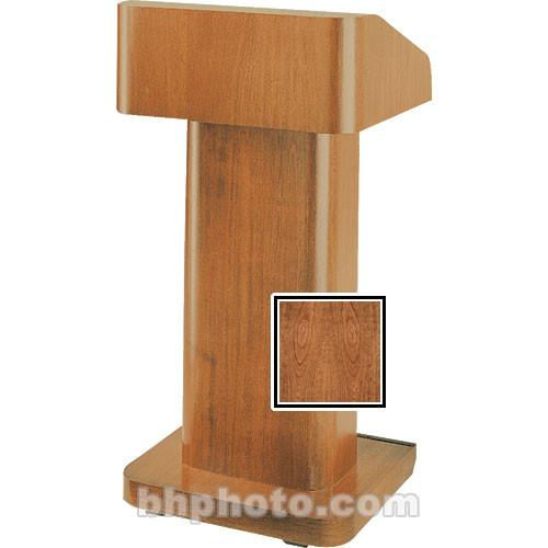 Da-Lite 25-in. Contemporary Pedestal Lectern With Sound 74600CHV