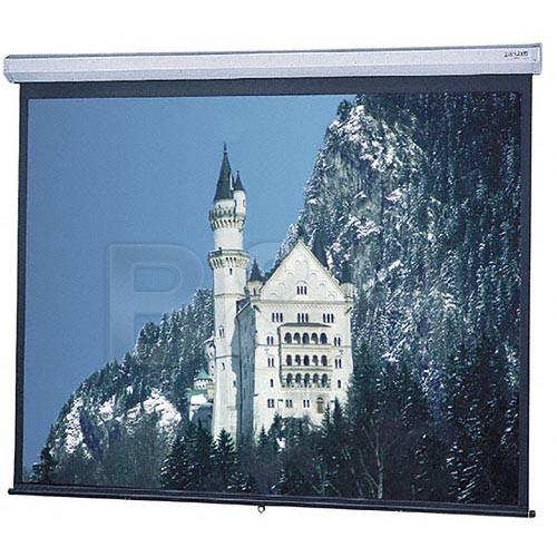 Da-Lite 40252 Model C Front Projection Screen (8x8') 40252