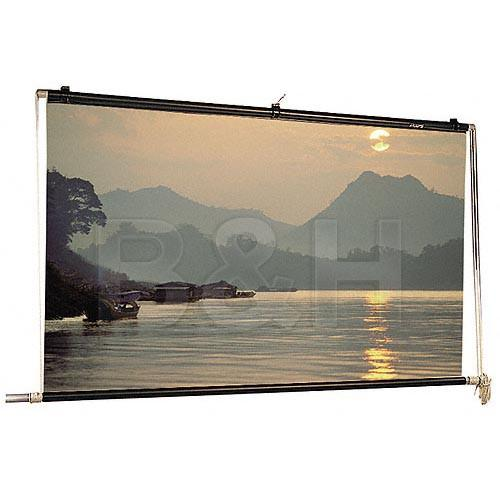 Da-Lite 40365 Scenic Roller Projection Screen (28 x 28') 40365
