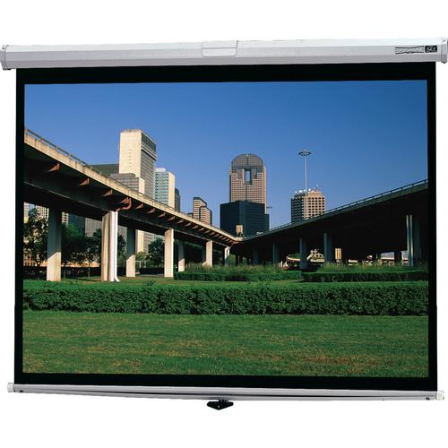 Da-Lite 90597 Deluxe Model B Front Projection Screen 90597