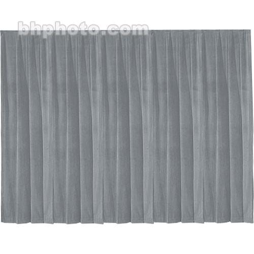 Da-Lite 94125 100% Cotton Drapery Panel ONLY (4 x 13') 94125