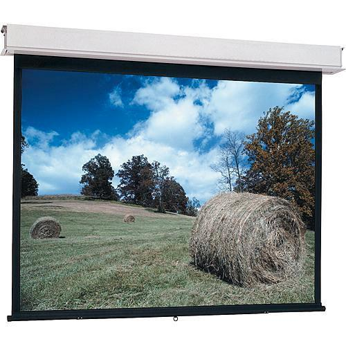 Da-Lite Advantage Manual Projection Screen with CSR 85676