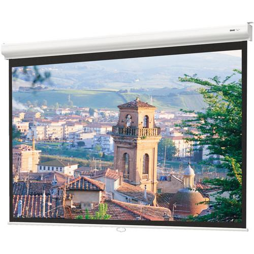 Da-Lite Designer Contour Manual Screen with CSR - 52 x 91986