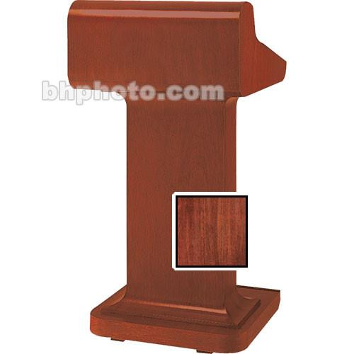Da-Lite Traditional 25-in Pedistal Lectern with Sound - 74604MV