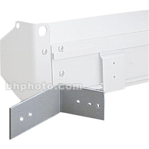 Da-Lite  White Floating Mounting Bracket 77027