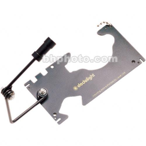 Dedolight  Mounting Plate with 5/8