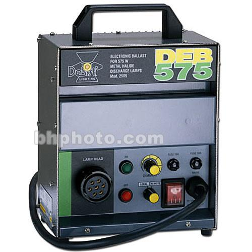 DeSisti Electronic Ballast for 575 Watt HMI Fixtures 2505.200