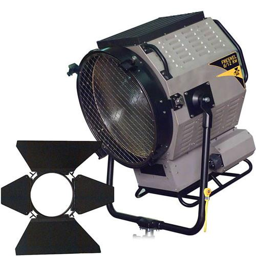 Mole Richardson 400w Vari Studio Junior Led Fresnel: HMI & PLASMA LIGHTS DESISTI User Manual