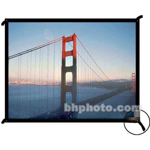 Draper 250086 Cineperm Fixed Projection Screen 250086
