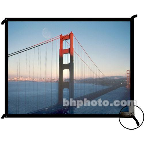 Draper 250100 Cineperm Fixed Frame Projection Screen 250100