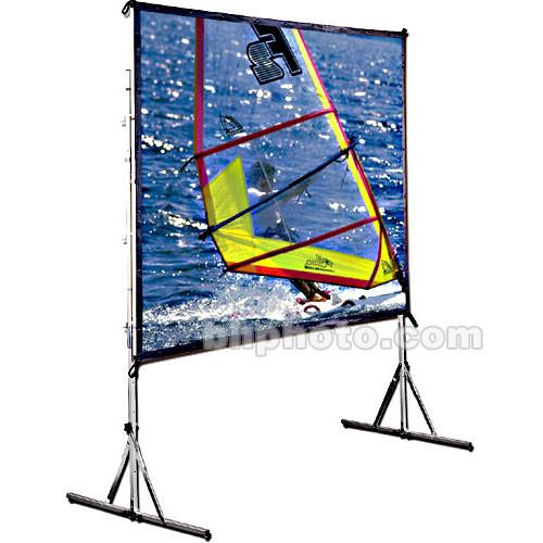 Draper Cinefold Folding Portable Screen w/ HD Legs - 68 x 218087