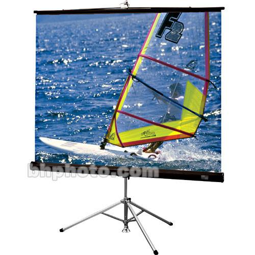 Draper Diplomat/R Portable Tripod Projection Screen - 72 215015