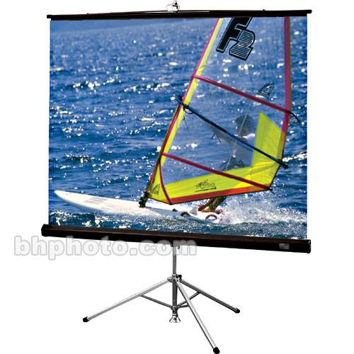 Draper Diplomat/R Portable Tripod Screen - 50 x 215008