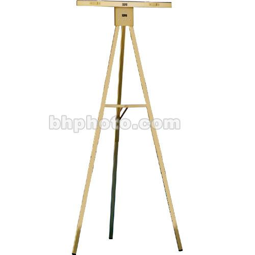 Draper Gold Anodized 6' Non-Folding Poster Easel, DR220 350046