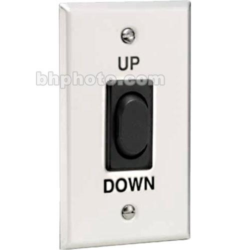 Draper Replacement Single Station Wall Switch - 110-120V 121001