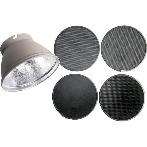 Elinchrom Reflector and Honeycomb Grid Set EL26051