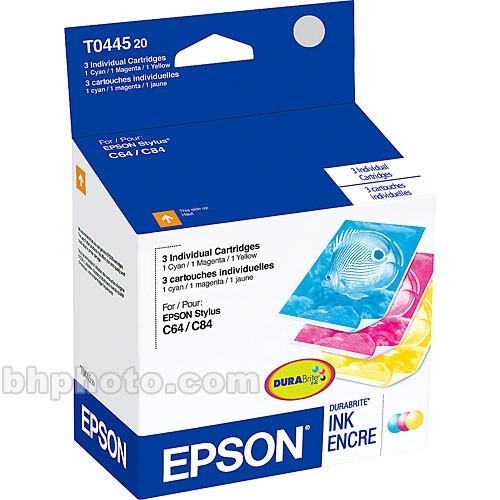 Epson  Color Multi-Pack Ink Cartridges T044520