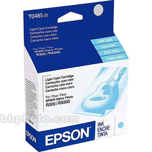 Epson  Light Cyan Ink Cartridge T048520